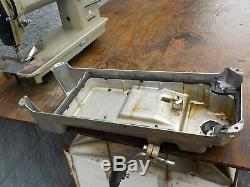 Industrial Sewing Machine Juki 555-4-Light Leather