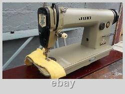 Industrial Sewing Machine Juki 555-4-Reverse, Light Leather
