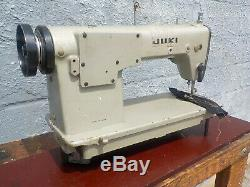 Industrial Sewing Machine Juki DDL-552-Light Leather