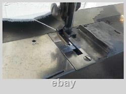 Industrial Sewing Machine Model Juki 562 single walking foot- Leather