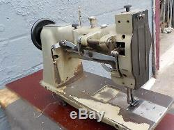 Industrial Sewing Machine Model Juki 562- single walking foot- Leather