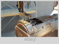 Industrial Sewing Machine Model Singer 153K103 walking foot, cylinder, Leather