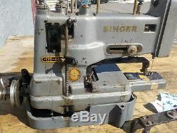 Industrial Sewing Machine Model Singer 175-62 button sewer/tacker