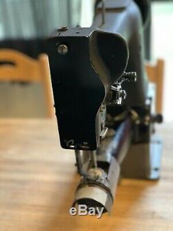 Industrial Sewing Machine Model Singer/Simanco 153W102, Cylinder, Lock Stitch
