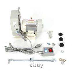 Industrial Sewing Machine Motor Servo Motor Brushless Engine Energy-Saving USA