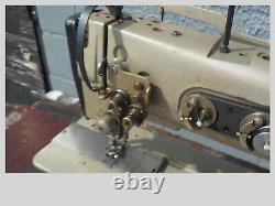 Industrial Sewing Machine Pfaff 3826- twin needle, Leather