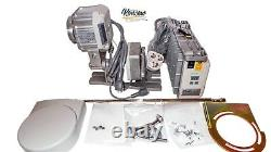 Industrial Sewing Machine Speed Controllable Silent Servo Motor Fits All Models