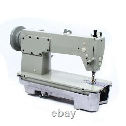 Industrial Sewing Machine Table Upholstery Walking Foot Sewing Machine Head USA