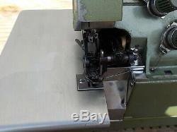 Industrial Sewing Machine Yamato 361-D2 safety stitch -serger, overlock