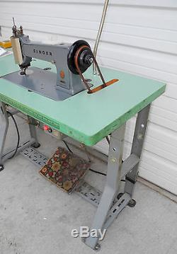singer industrial embroidery machine