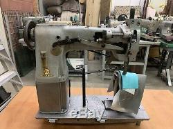 Industrial Single Needle Post Bed Sewing Machine