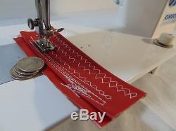 Industrial Strength HEAVY DUTY OMEGA 350-HD SEWING MACHINEMADE in JAPAN