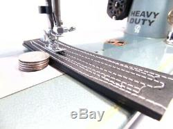 Industrial Strength HEAVY DUTY SEWING MACHINE 16 OZ TOOLING MADE BY TOYOTA WOW