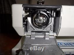Industrial Strength Heavy Duty Bernina 1020 Free Arm Sewing Machine EUC