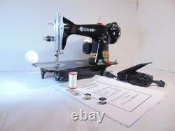 Industrial Strength Heavy Duty Sewing Machine, Double Belting Wow Wow