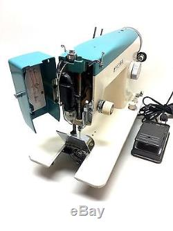 Industrial Strength Heavy Duty Vintage Sewing Machine Japan Made Sew Leather