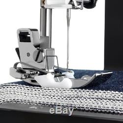 Industrial Strength Toyota Sewing Machine Sews Leather Upholstery Denim Canvas +