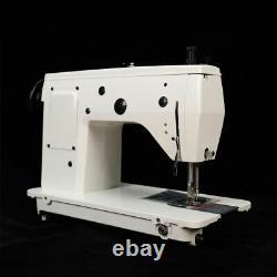 Industrial Walking Foot Sewing Machine Head Straight Zigzag Patchwork Stitching