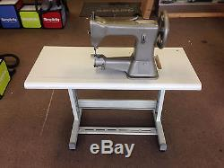 Industrial leather sewing machine commercial takes techsew ga5-1 cowboy parts