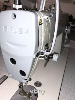 Industrial sewing machine Siruba Single needle
