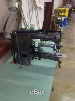 Industrial tacking machine, Singer Class 68 sewing machine, 1 bar tack