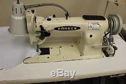 Industrial walking foot sewing machine consew 226R-2