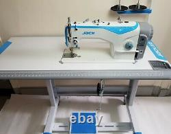 JACK F4 Direct Drive Needle Positioning Lockstitch Industrial Sewing Machine