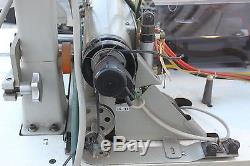 Juki Apw-116 Automatic Pocket Welt Industrial Textile Sewing Machine