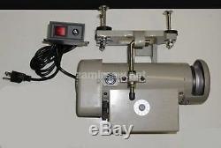JUKI DDL-5550N New Single Needle Industrial Machine & Table/Servo Motor/Led Lamp