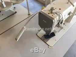 Juki Ddl-5550n Single Needle Industrial Sewing Machine New Complete &servo Motor