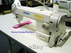 JUKI DDL-5550N Single Needle Lockstitch Industrial Sewing Machine Made in Japan