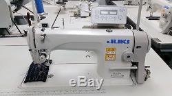 JUKI DDL-8700-7 Automatic Single Needle Lockstitch Sewing Machine ASSEMBLED