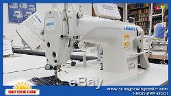 JUKI DDL-8700-7 Automatic Single Needle Lockstitch Sewing Machine NEW