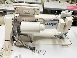 JUKI DDL-8700-7 INDUSTRIAL AUTOMATIC lockstitch sewing machine NO SHIPPING