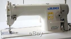 JUKI DDL-8700 Lockstitch Reverse Servo Motor 110V Industrial Sewing Machine NEW