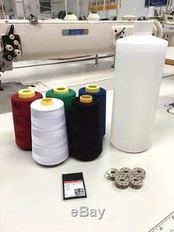 JUKI DDL-8700 Lockstitch Sewing Machine FULLY ASSEMBLED with Servo Motor NEW