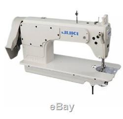 JUKI DDL-8700 Sewing Machine Industrial Lockstitch Servo Motor Stand LED LAMP