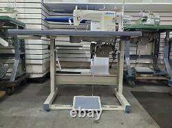 JUKI DDL-8700 Single Needle Straight Stitch Sewing Machine Assembled (new)