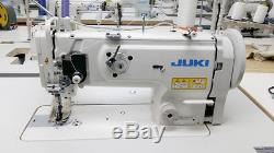 JUKI DNU-1541S Single Needle Walking Foot Leather and Upholstery Sewing Machine