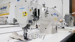 JUKI DNU-1541S Single Needle Walking Foot Leather and Upholstery Sewing Machine