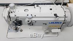 JUKI DNU-1541S Single Needle Walking Foot Upholstery Sewing Machine ALIZA