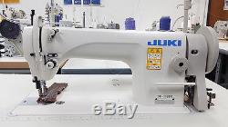 JUKI DU-1181N Single Needle Walking Foot Leather Sewing Machine with Servo