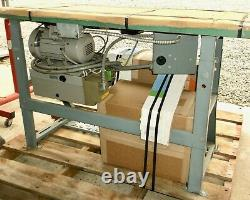 JUKI Industrial Sewing Machine, DDL-5550-6 WB SC-120, withTable