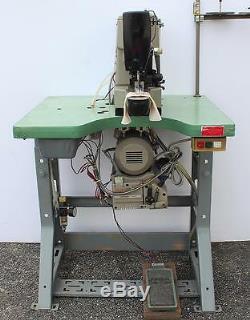 JUKI LK-982 Bar Tacker 28 Stitches 1/4-3/4 Industrial Sewing Machine 220V 3PH