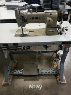 JUKI LU563 Sewing Machine Single Needle Walking Foot Industrial Sewing Machine