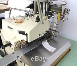 JUKI MO-2504 Overlock 1-Needle 3-Thread Elastic Industrial Sewing Machine 220V