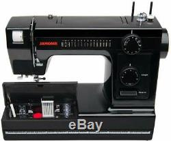 Janome HD1000 Black Edition Industrial Grade Sewing Machine