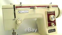 Janome (New Home) Heavy Duty Semi Industrial Sewing Machine With Walking Foot