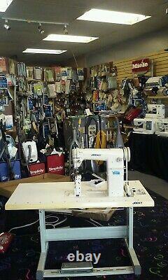 Jocky Jk810 New 1-needle Postbed Rollfeed & 110v Servo Industrial Sewing Machine