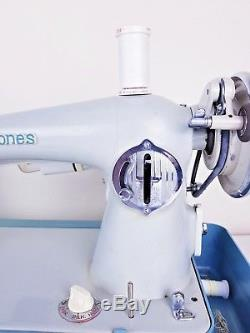 Jones Heavy Duty Semi Industrial Leather Sail Electric Sewing Machine Used